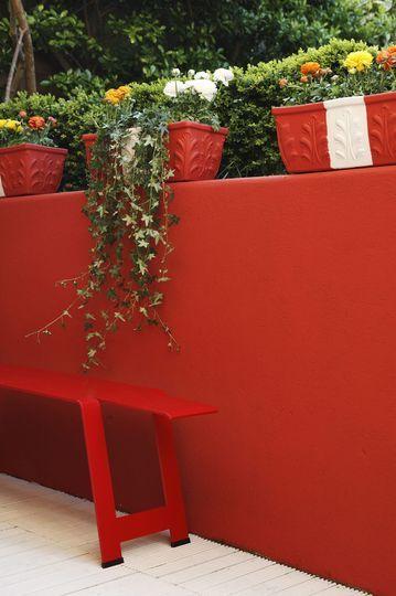17 meilleures id es propos de cottage couleurs for Peinture terrasse beton exterieur