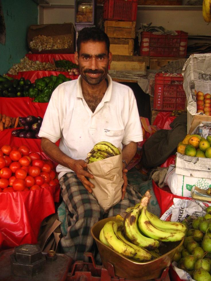 """""""Would anyone like a Banana""""?"""