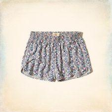 Hollister Drapey Shorts