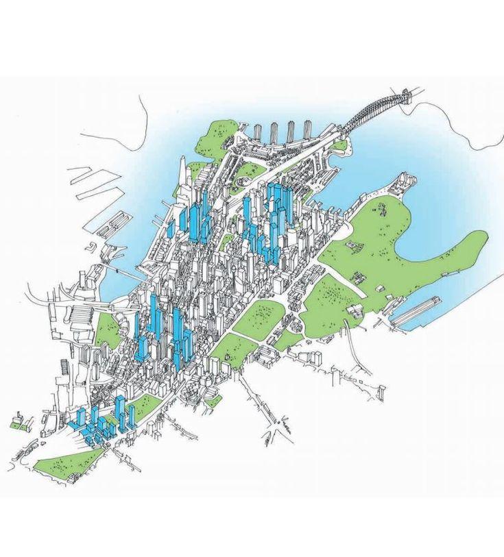 Proposed supertalls Sydney
