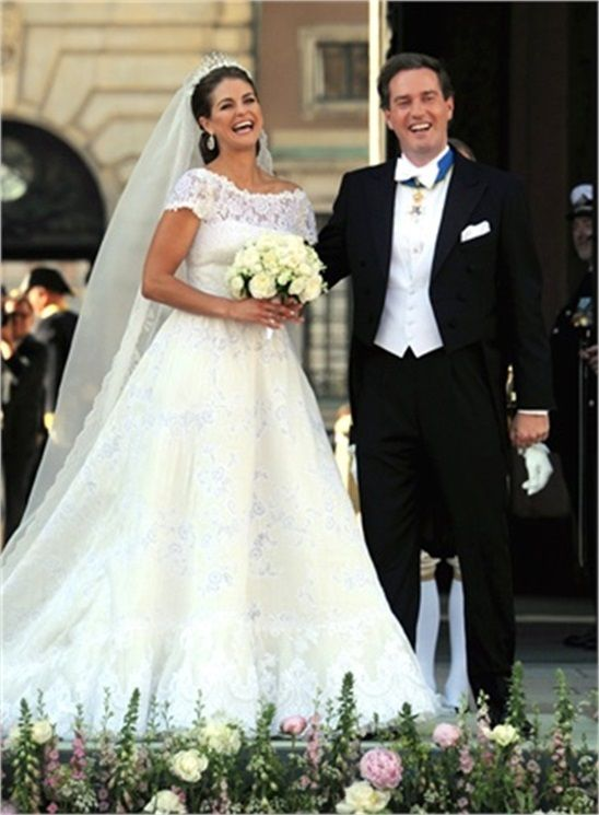 La Principessa Madeleine e Chris O'Neill