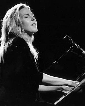One of the most vibrant and talented jazz musician and women I've seen. Agree!! Diana Krall