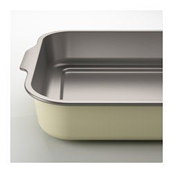 IKEA - SUTARE, Roasting tin, With Teflon®Classic non-stick coating which makes food and pastry release easily.