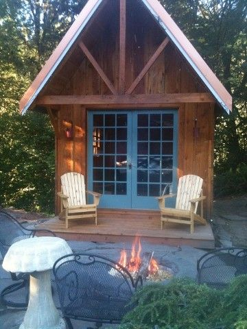 17 images about playhouse shed adu grilling patio combo for Shed and playhouse combo plans