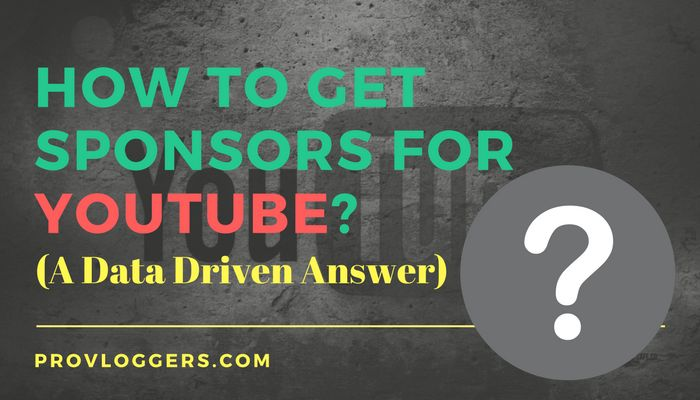 Are you looking for best brands to sponsor you on youtube ? we write this article on How to Get Sponsors for YouTube? Complete guide on Youtube Sponsorship