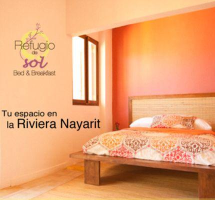 Refugio De Sol - Bed and Breakfast - San Pancho, Nayarit, Mexico