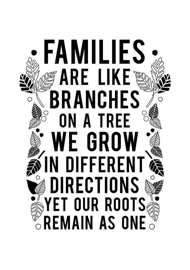 Très Les 25 meilleures idées de la catégorie Citation famille unie sur  DM41