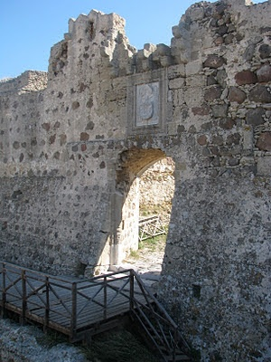 The Castle of Antimachia on the island of Kos in Greece  http://www.discoveringkos.com/