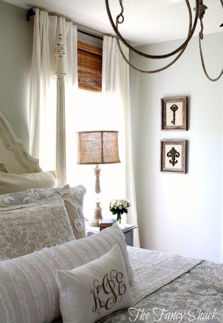 wonderful benjamin moore bedroom paint colors   Wall color is Benjamin Moore Moonshine   Paint colors ...