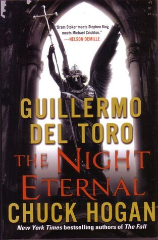 I didn't realize this was out - - - yay!  nightmares!  lol  The Night Eternal (The Strain Trilogy, #3)