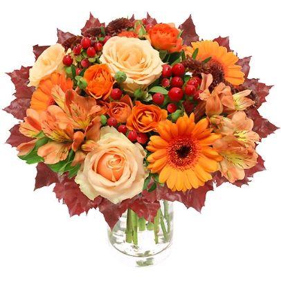 LIVRAISON FLEURS - Fleurs remerciements - Fleurs anniversaire - Fleurs de Saison - Automne13