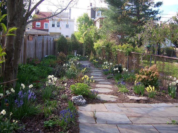awesome small garden design without grass - Garden Design No Grass
