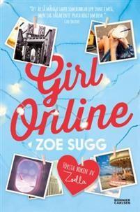 8 ex Titel: Girl online - Författare: Zoe Sugg - ISBN: 9163885360 - Pris: 123 kr