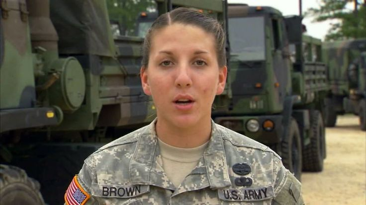 This is Monica Lin Brown from Lake Jackson, Texas. Monica is a United States Army medic who became the first woman during the war in Afghanistan and only the second woman since World War II to receive the Silver Star, the United States' third-highest medal for valor.