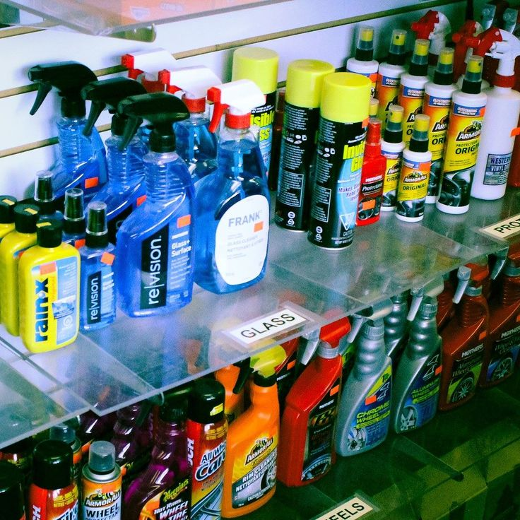 Products a' plenty to keep the interior and exterior of your vehicle clean as the day you bought it! - Shop in store for a wide selection of car cleaning products.  #YYC #YYCBusiness #YYCCarCleaning #CarWash #Clean #Details