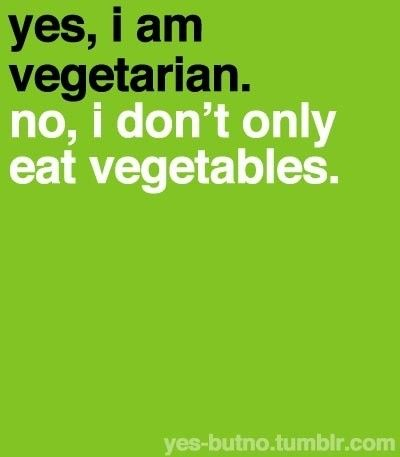 Lmao truth! #vegetarian