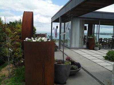 Corten Fab NZ - Experts in corten design & fabrication. - Gallery - Corten Fabrication NZ
