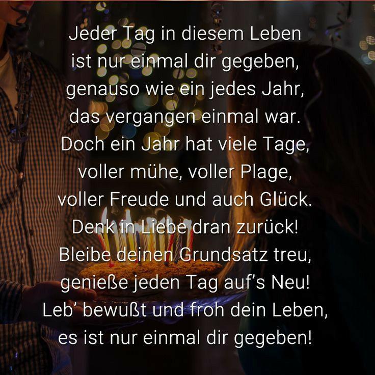 Gedicht Zum 14. Geburtstag