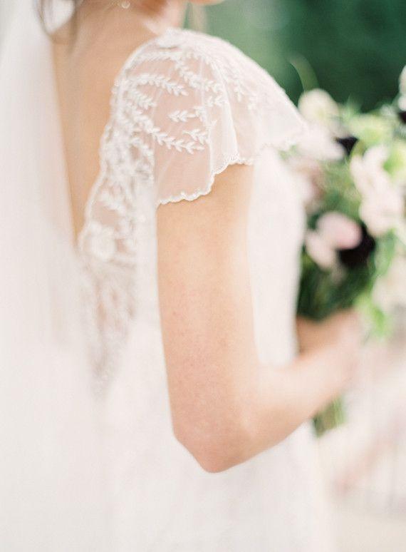 robe de mariée / dentelle / Sarah Janks wedding dress