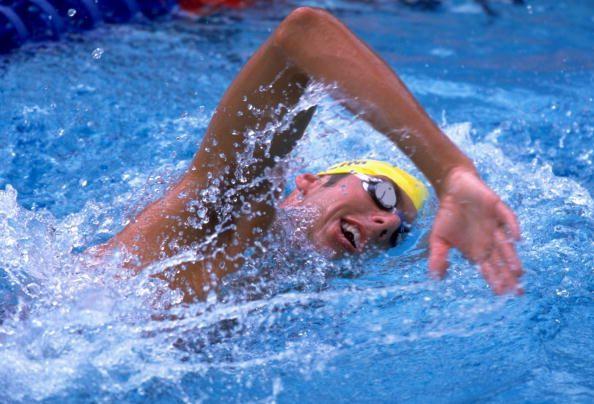 Récords mundiales de natación eternos