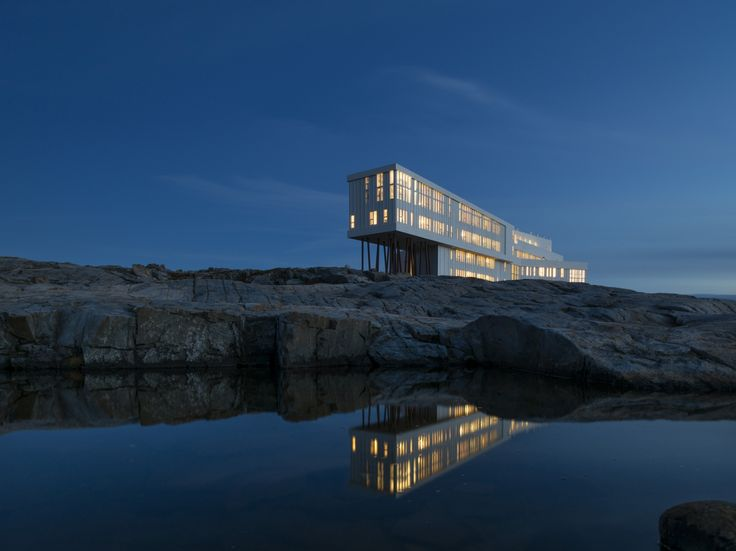 "Check out the AMAZING Fogo Island Inn on BBC TWO's ""Amazing Hotels: Life Beyond the Lobby"" tonight at 9pm."