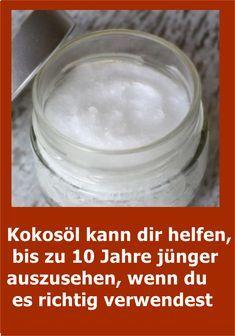 Kokosöl kann dir helfen, bis zu 10 Jahre jünger auszusehen, wenn du es richtig verwendest | drndex.com
