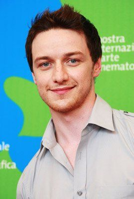James McAvoy- Antonement, Chronicles of Narnia, Becoming Jane, XMen First Class.