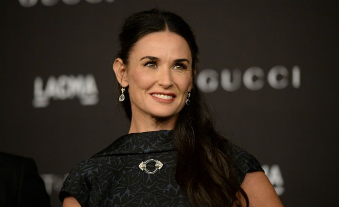 Demi Moore's Bikini Body Proves You Can Look Good At Any Age #demimoore #bikinibody