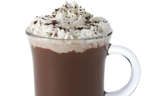 Irish Chocolate Velvet - A great after dinner drink or dessert.