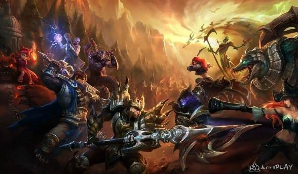 League of Legends - Durmaplay http://www.durmaplay.com/Product/league-of-legends-riot-points