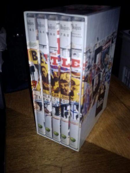 The Beatles Anthology BOX SET!!!!