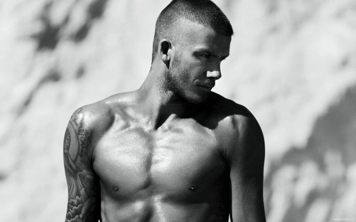 David Beckham Sexy Body And Nice Tattoo Hd Wallpapers Free