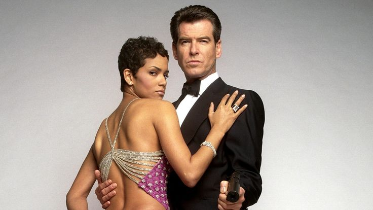 James Bond, Pierce Brosnan, Halle Berry, Movies, Die Another Day ...