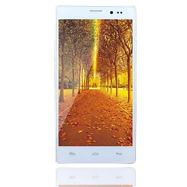 "SANYI N720 5.5"" Android 4.4 3G Smartphone (MTK6572 Dual Core, 512MB/4GB, 3G, GPS,Intelligent Wake Up) – USD $ 78.99"