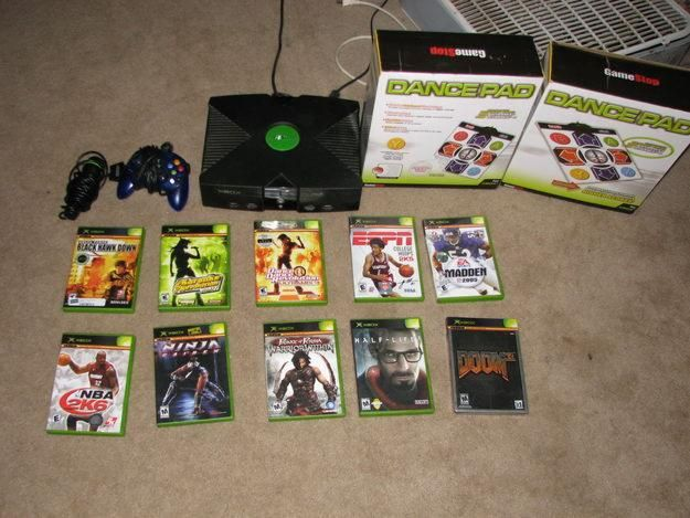 Old Xbox 360 Games : Original xbox google search all consoles