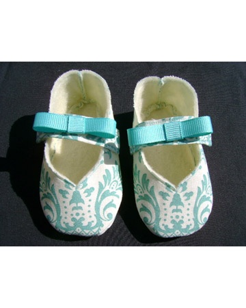 Baby Booties - make as gifts