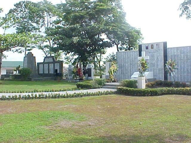 Camp O'Donnell  Memorial  Built By The  Battling Bastards of Bataan