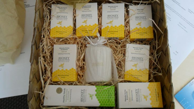 Natural Manuka UMF Soaps from the Honey Collection. A wonderful range to select from and for any type of skin.
