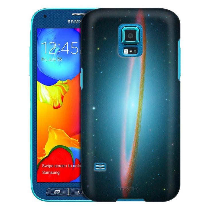 Samsung Galaxy S5 Sport Sombrero Galaxy Trans Case