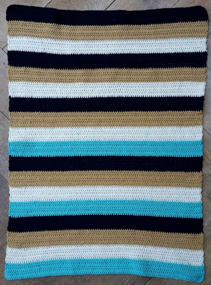 https://flic.kr/p/z2zmqh   15 Droomdekentje streep blauw   A small crochet blanket 60x85cm. A hospital asked for this small size and I love it! It's more manageble and faster in finishing :-) It will be donated.  The yarn is Stylecraft Special DK in the colours Aspen - Cream - Camel - Midnight