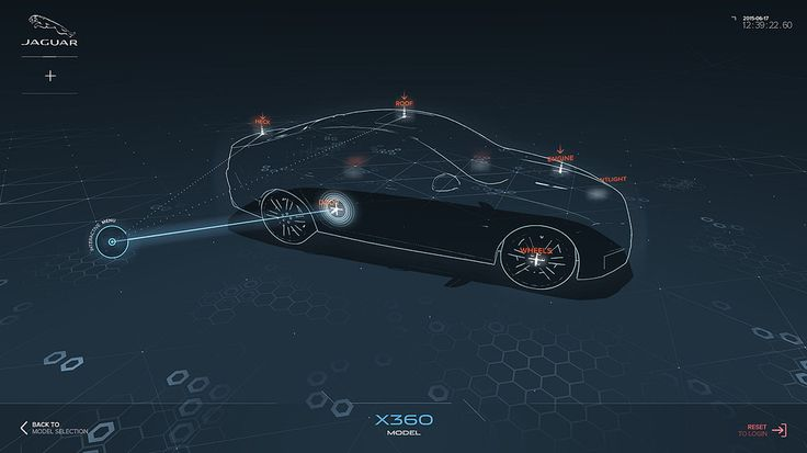 재규어 3D 실시간 구성자 - 2RISE® GmbH의