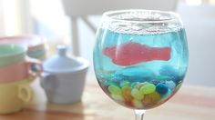 1000 ideas about fish bowl jello on pinterest kids for Swedish fish ingredients