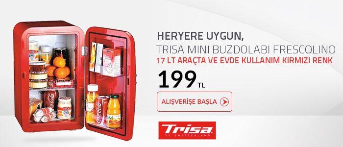 Trisa Mini Buzdolabı