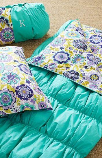 Cutest sleeping bag. EVER!