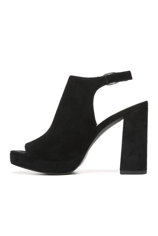 1974d5761 Fergie закрытые замшевые туфли босоножки на широком каблуке бренд оригинал  из сша, #10421973, Цвета: Чёрный, Размер: 36. Купи… | Prom | Босон…