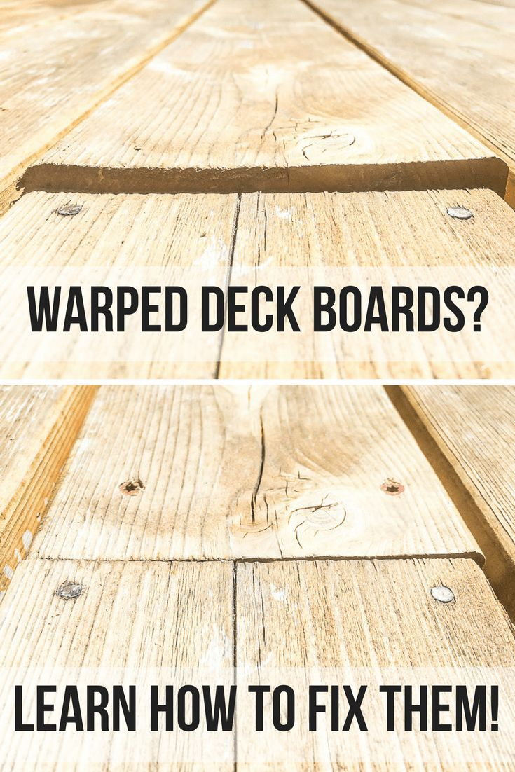 3 Easy Deck Repair Tasks Any Homeowner Can Do Deck Repair Easy Deck Diy Deck