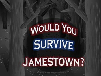 the survival of jamestown Virginia studies standard vs3 b  what were the reasons why the jamestown settlers  emphasis on agriculture resulted in the survival of the colony.