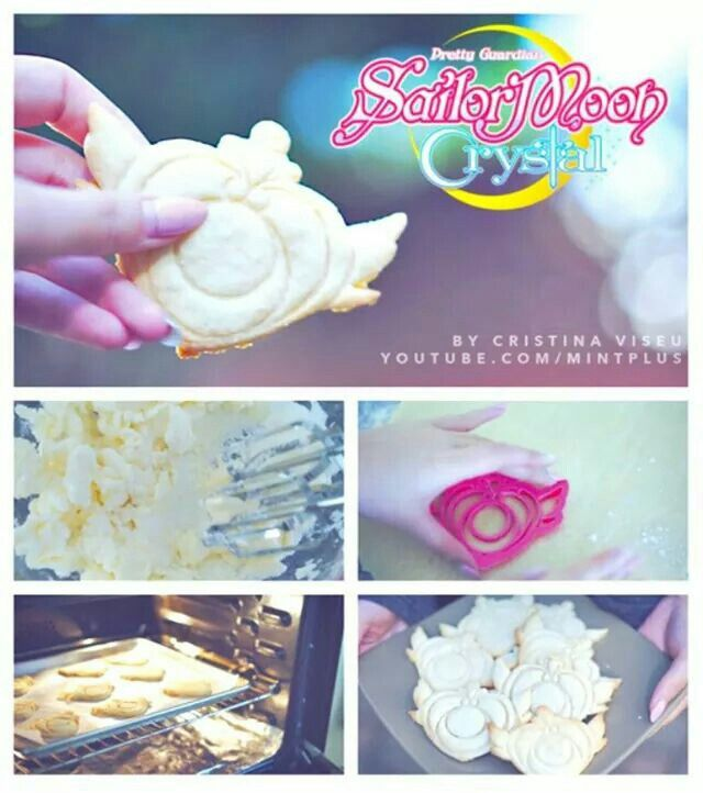 Formina per biscotti Sailor Moon