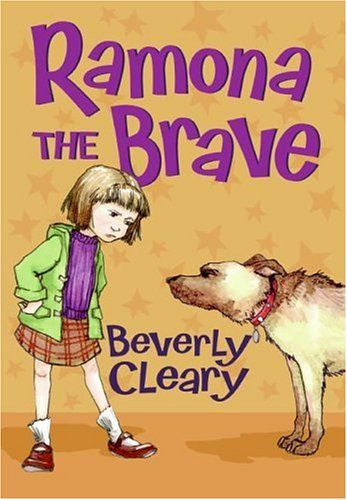 Ramona the Brave Ramona the Brave: Worth Reading, Brave, Beverly Cleary, Books Worth, Ramona, Children S Books, Chapter Books, Kid