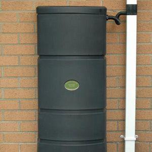 Wall Mounted Water Butt, 160 litre | Water Saving - Garden | evengreener.com
